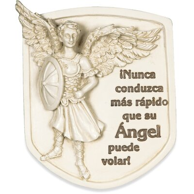 Nunca Conduzca Spanish Decorative Visor Clip (set Of 4)