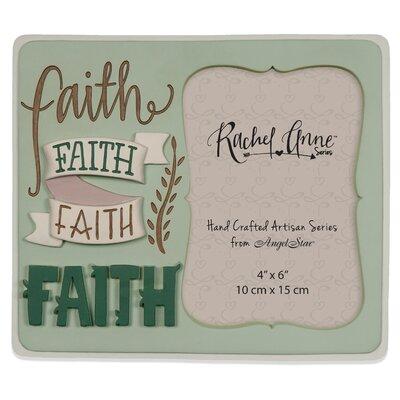 Faith Artisan Picture Frame 74072