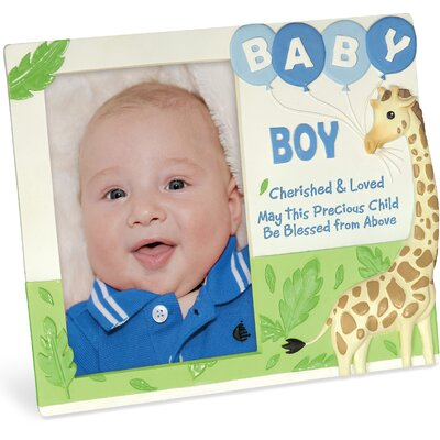 Cherished Blessings Boy Picture Frame 13153