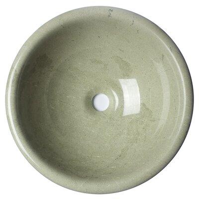 16 x 16 Executive Marble Vessel Kitchen Sink