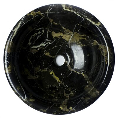 16 x 16 Marble Vessel Kitchen Sink