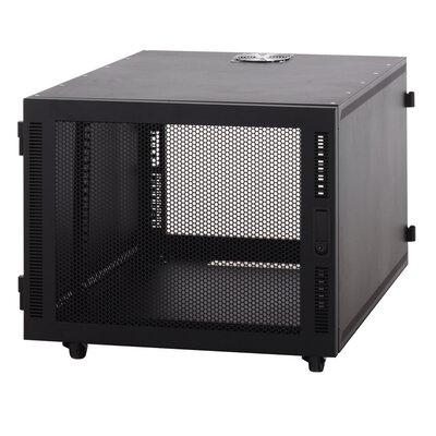 Compact Series SOHO Server Rack Rack Spaces: 8U Spaces