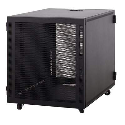 Compact Series SOHO Server Rack Rack Spaces: 12U Spaces