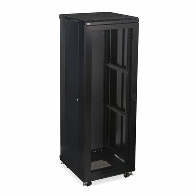 Linier Vented and Vented Doors Server Cabinet Size: 37U