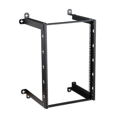 V-Line Wall Mount Rack Size: 16U