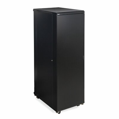 Linier Solid and Vented Doors Server Cabinet Size: 37U