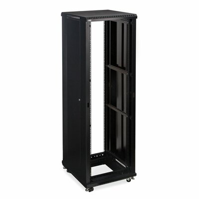 Linier No Doors Open Frame Server Rack Size: 42U