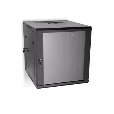 Swing Out Wall Mount Enclosure Rack Spaces: 12U Spaces