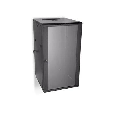 Swing Out Wall Mount Enclosure Rack Spaces: 22U Spaces