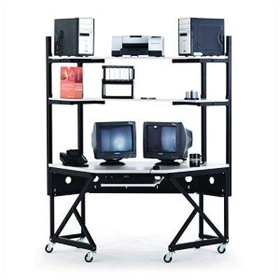 Corner Unit Performance LAN Station Workbench