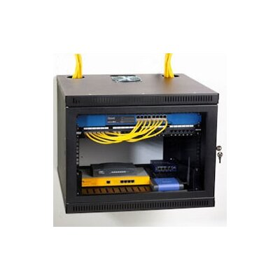 Security Wall Rack Enclosure