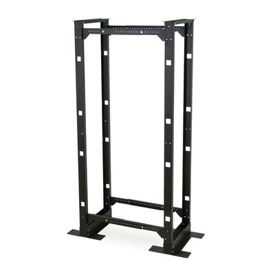 4 Post Adjustable Rack Rack Spaces: 45U