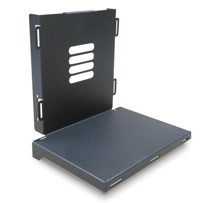 Advanced Classroom Training Table CPU Holder Size: 8 inch