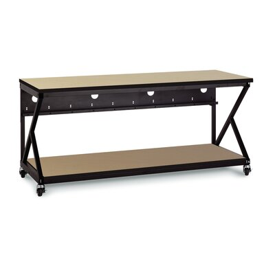 """Kendall Howard Performance 300 Series LAN Station / Work Bench - Size: 30"""" H x 72"""" W x 31.63"""" D, Finish: Hard Rock Maple at Sears.com"""