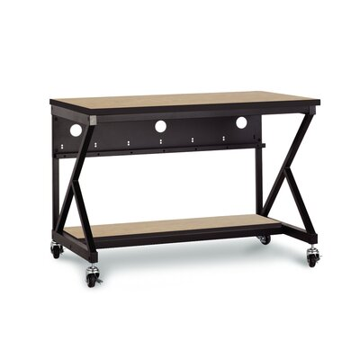 """Kendall Howard Performance 400 Series LAN Station / Work Bench - Size: 30"""" H x 48"""" W x 31.63"""" D, Finish: Caramel Apple at Sears.com"""