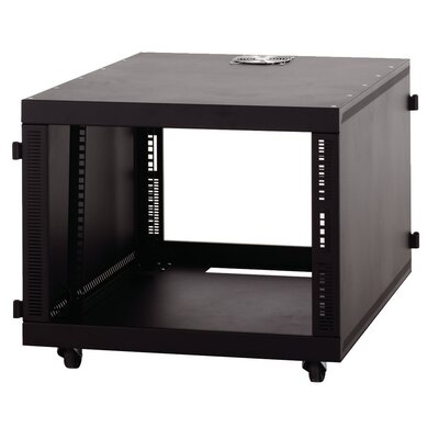 Compact No Doors SOHO Server Cabinet