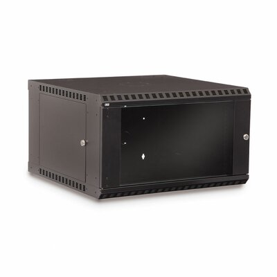 Fixed Wall Mount Enclosure Rack Spaces: 9U Spaces