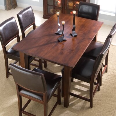 Kincaid Somerset 9 Piece Tall Counter Height Dining Table Set KCD1503 Din