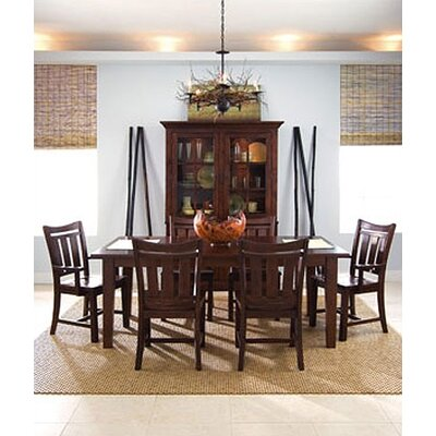Kincaid Stonewater 7 Piece Tall Counter Height Dining Table Set KCD1493 D