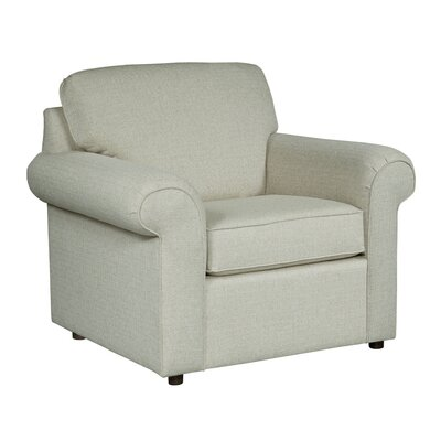 Bulfinch Arm Chair Body Fabric: Grande Linen