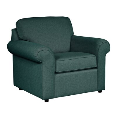 Bulfinch Arm Chair Body Fabric: Grande Ocean