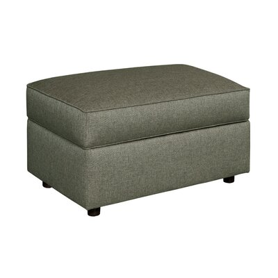 Bulfinch Ottoman Body Fabric: Grande Steel