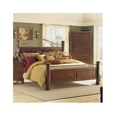 Picture Of Kincaid Brookside Meadowview Panel Bedroom Collection In Large  Size