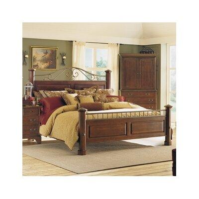 Buy Low Price Kincaid Brookside Meadowview Panel Bedroom ...