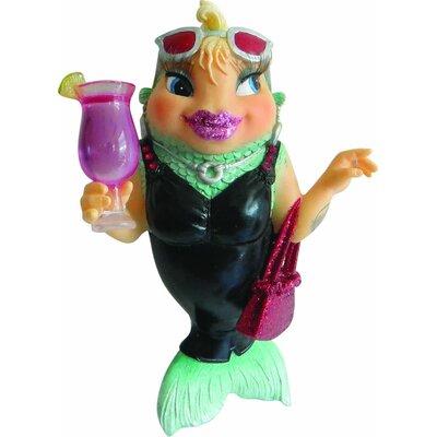 Hot Toddy Mermaid Figurine