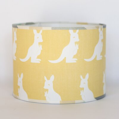 Honeydoo Kangaroo 43 Drum Lamp Shade