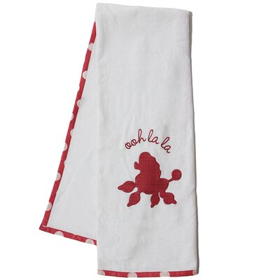 2 Piece Nursery and Kid Bath Towel Set