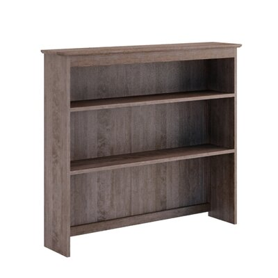 Terrace 41.25 H x 46.50 W Desk Hutch Finish: Java