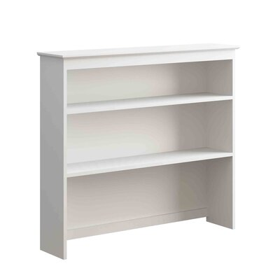 Terrace 41.25 H x 46.50 W Desk Hutch Finish: White