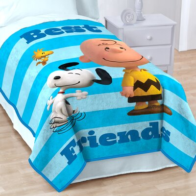 Sunny Day Fleece Throw Blanket