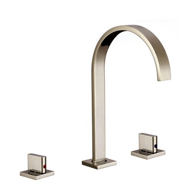 Merlion Widespread Bathroom Faucet