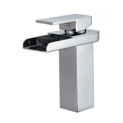 Merlion Single Handle Bathroom Faucet