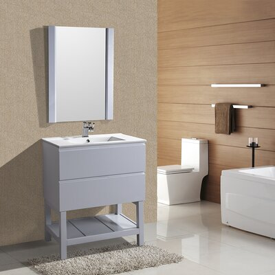 Biscayne 30 Single Bathroom Vanity Set