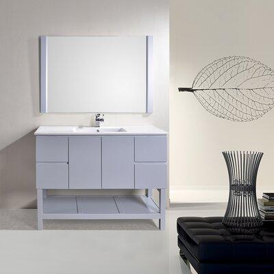 Biscayne 48 Single Bathroom Vanity