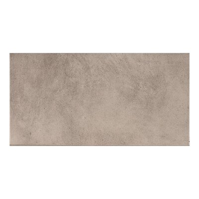 Manhattan Night 11.7 x 23.4 Porcelain Field Tile in Cloud White