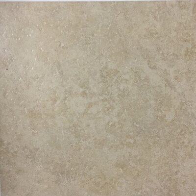 Cristallo 13 x 13 Porcelain Field Tile in Beige