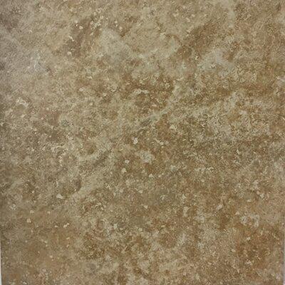 Cristallo Milan 13 x 13 Procelain Field Tile in Noce