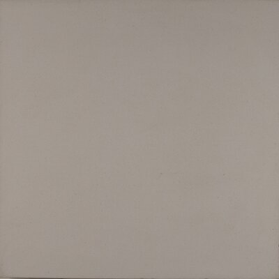Mediterranea French 8 x 8 Quarry Hand-Painted Tile in Brown