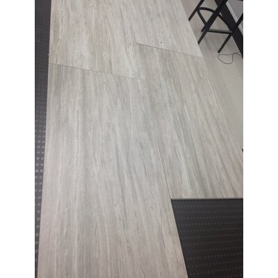 VeinCutMate 24 x 24 Porcelain Field Tile in Gray