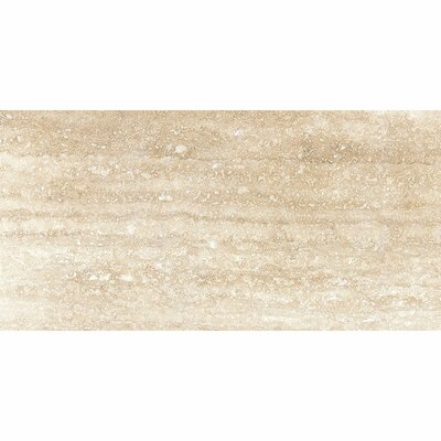 Pueblo 6 x 24 Stone Field Tile in Beige