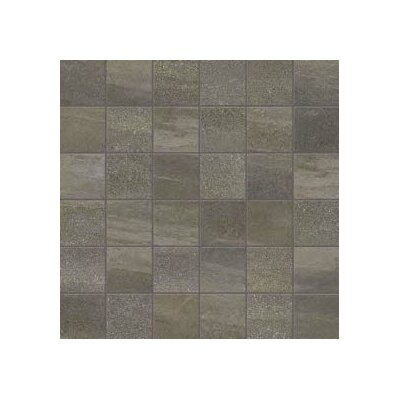 Core 12 x 12 Porcelain Mosaic Tile in Cameleon