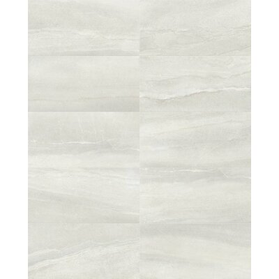 Core 12 x 24 Porcelain Field Tile in Vanilla