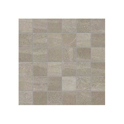 Core 12 x 12 Porcelain Mosaic Tile in Sunset