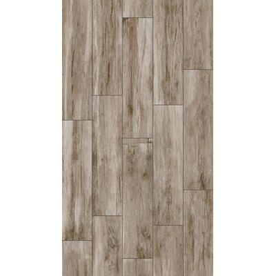 Provident 8 x 32 Porcelain Wood Tile in Latte