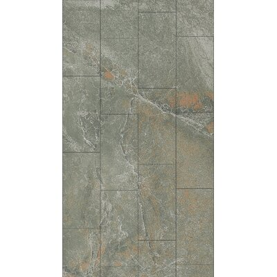 Ikema 12 x 24 Porcelain Field Tile in Graphite