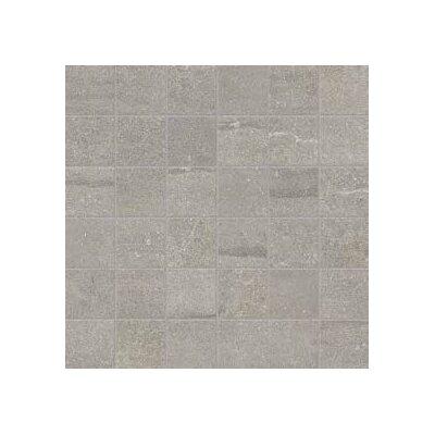 Core 12 x 12 Porcelain Mosaic Tile in Gray